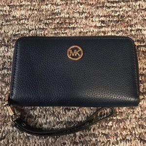 Michael Kors wristlet/wallet!